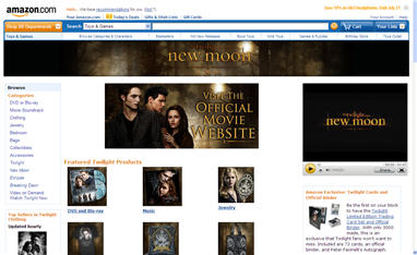 New Moon Store