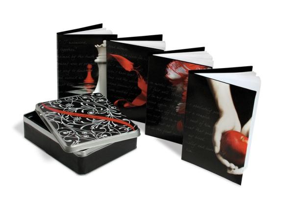 Pre Order Twilight Saga Journals Buytwilightstuff Com