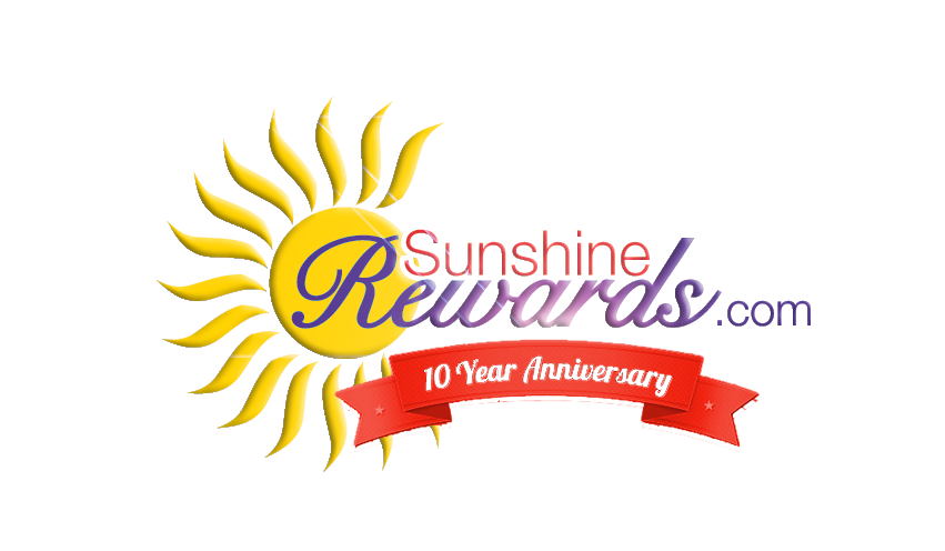 SunshineRewards 10 year Anniversary