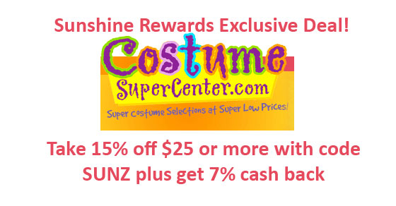 Costume supercenter coupons promo