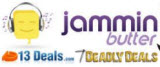 Coupons and Discounts for Jammin Butter (Daily Deals)