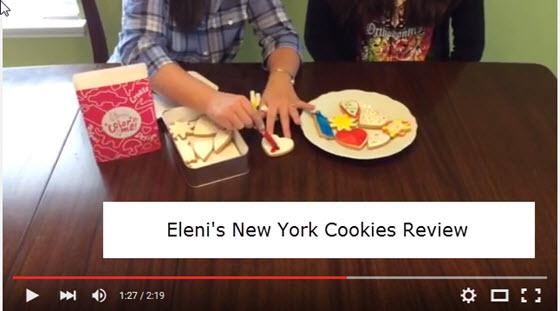 Eleni's Cookies Review