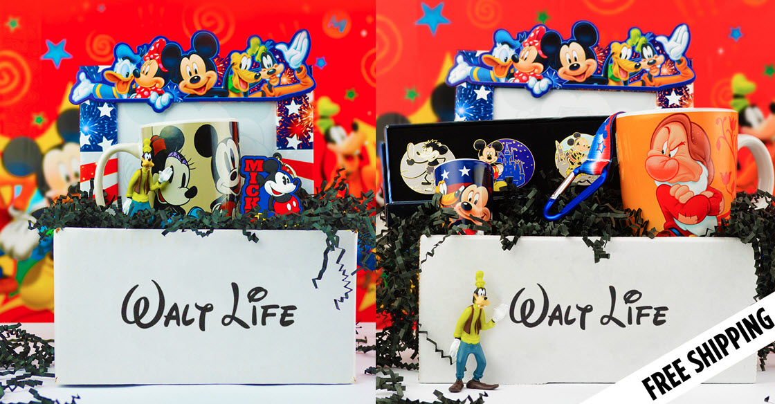 Monthly Disney Subcription Box from Walt Life