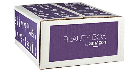 Amazon Beauty Box (*Free)