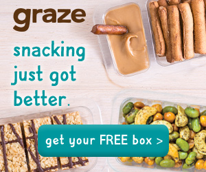 Free Snack Box from Graze