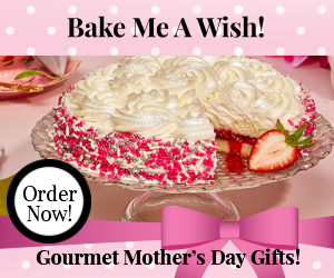 Bake Me a Wish Coupon