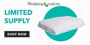 Weighting Comfort Coupon