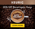 Coupons and Discounts for Keurig